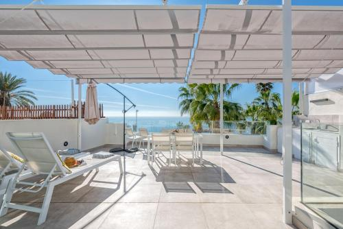 Two-bedroom apartment with roof terrace Miguel