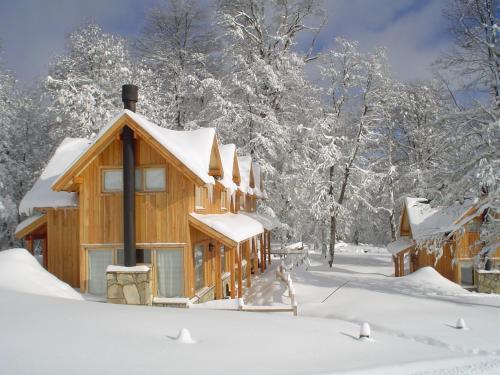 Las Elcira durante el invierno