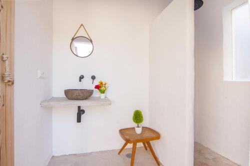 Zona de estar de Villas Guzman - Ca Pitera
