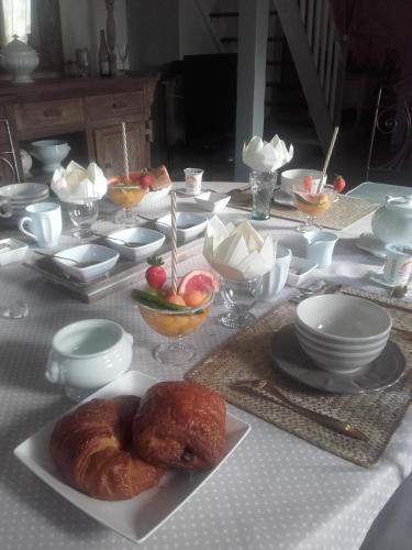 Bed And Breakfast La Caldamente Rieux De Pelleport France