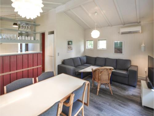 A seating area at Holiday home Plantagevej IIA