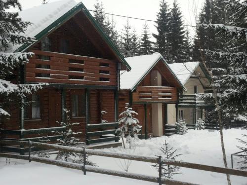 Holiday Home Stella Star בחורף