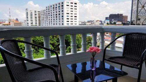 Балкон или терраса в NIRUN CONDO WELCOME YOU