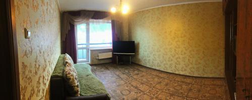 Телевизор и/или развлекательный центр в Апартаменты в курортной зоне