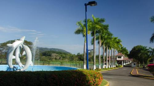 The swimming pool at or near Viva Tambor Villas