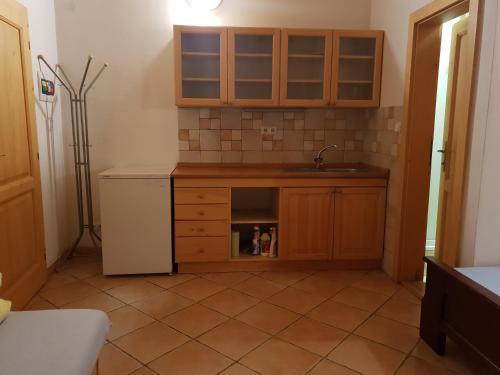 Kuchyňa alebo kuchynka v ubytovaní Stodola apartment