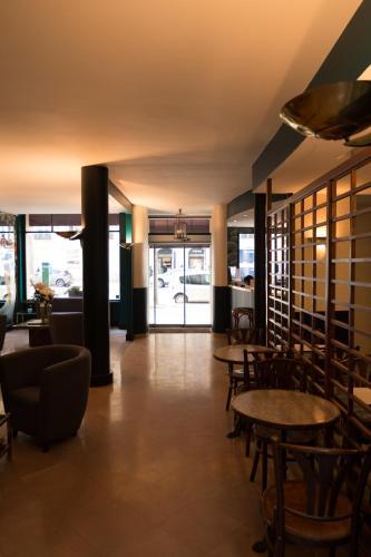 Salon ou bar de l'établissement Residence Villiers