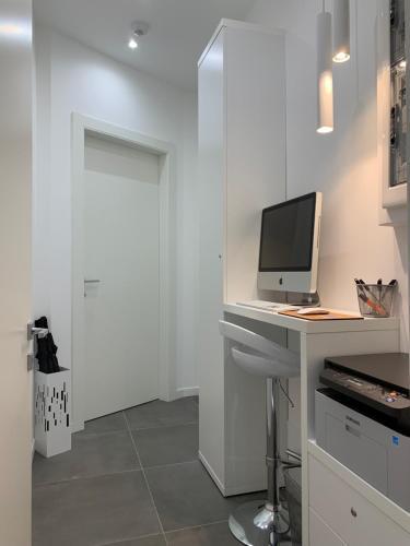 TV o dispositivi per l'intrattenimento presso ApartHotel Bossi