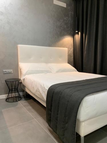 Letto o letti in una camera di ApartHotel Bossi