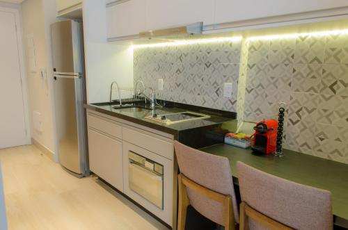 A kitchen or kitchenette at Your Studio at London SP Residences