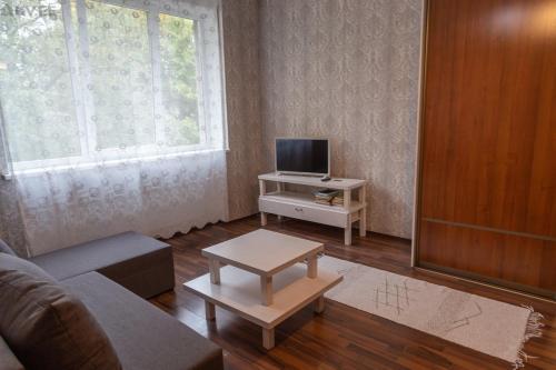 TV tai viihdekeskus majoituspaikassa City Center EVM Bee Apartment