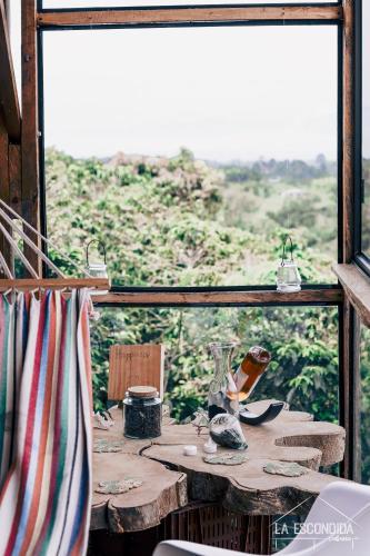 La Escondida Cabaña Colombia Filandia Booking Com