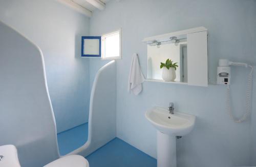 Un baño de Adonis Rooms