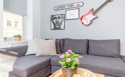 Setusvæði á Camden Town, Regents Park Apartment by City Stay London