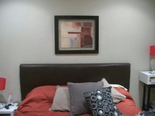 Una cama o camas en una habitación de Losgumitas