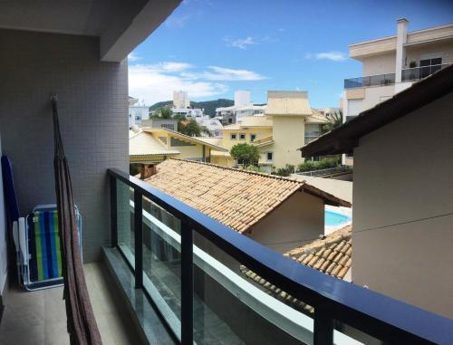 Un balcón o terraza de Loft completo - Novo Campeche