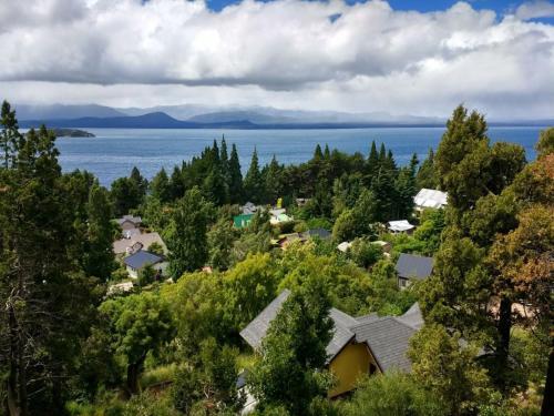 Una vista aérea de Depto El Soniador Yampai