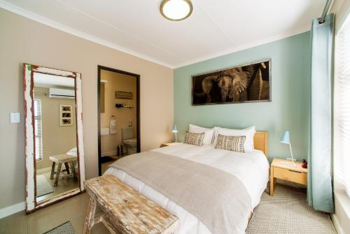 A bed or beds in a room at Grandeur 28 Felzarette