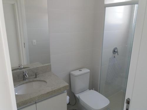 Un baño de Residencial espelho das águas