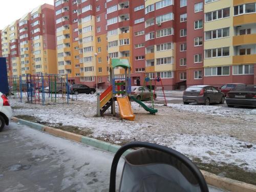 Детская игровая зона в Apartment on Bratyev Tkachevykh 9