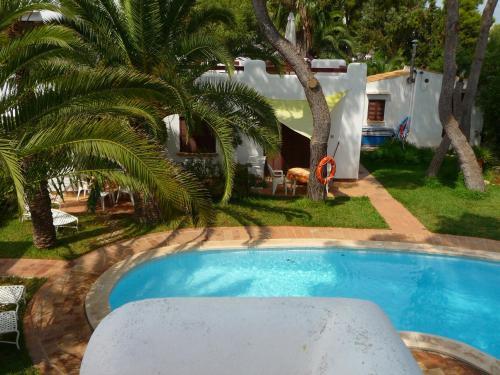 The swimming pool at or near Apartamentos Osa Menor