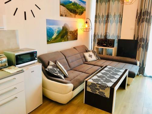 Część wypoczynkowa w obiekcie Na Przełaj - Apartament Zakopane