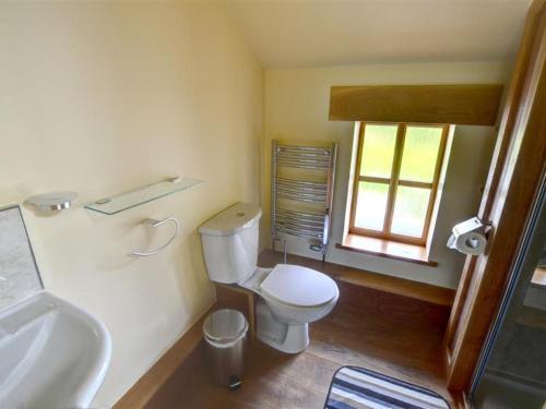 A bathroom at Llanfachreth Villa Sleeps 9 WiFi