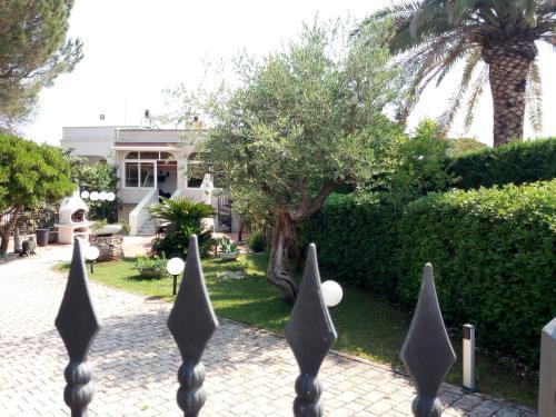 Vrt u objektu Villa Cristina