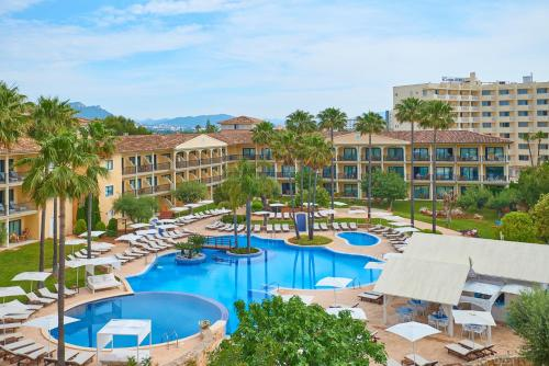 Hotel CM Mallorca Palace - Only Adults (España Sa Coma ...