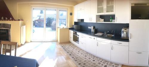 Küche/Küchenzeile in der Unterkunft Casa Familia Salzburg