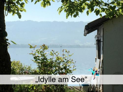 Ferienwohnung Idylle am See