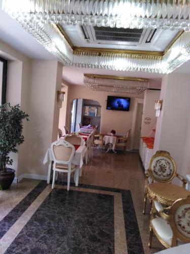 Ресторан / где поесть в Gulhane Garden Hotel