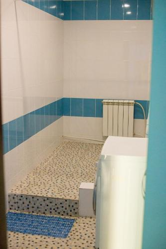 Ванная комната в Хостел Tranzit