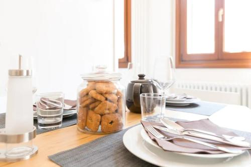 A restaurant or other place to eat at Residence Giulietta
