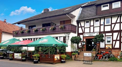 Landgasthof-Porta