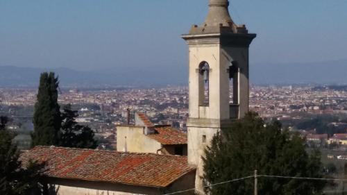 Bed And Breakfast Camera Con Vista Firenze Bagno A Ripoli Italy