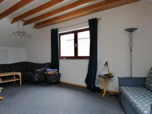 Ein Bett oder Betten in einem Zimmer der Unterkunft Apartment Kraemer Dax
