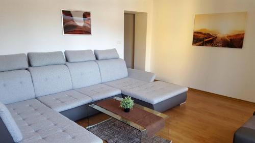 Posezení v ubytování Apartmány Lipno-1