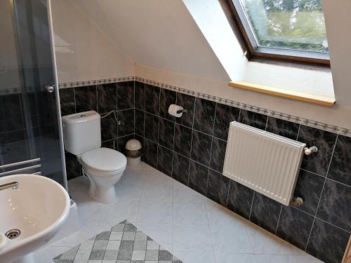 A bathroom at Apartment Veronika