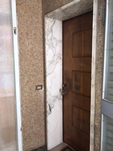 A bathroom at 14 Viale Ca' Granda