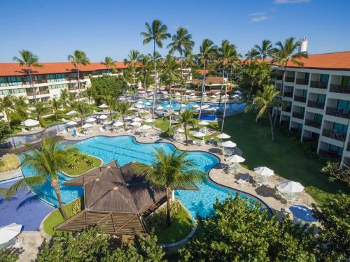 A view of the pool at Studio Resort Porto de Galinhas or nearby