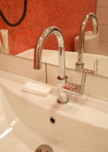 Ванная комната в Бутик-отель Истории
