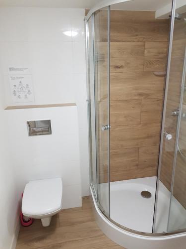 Łazienka w obiekcie Willa Joanna
