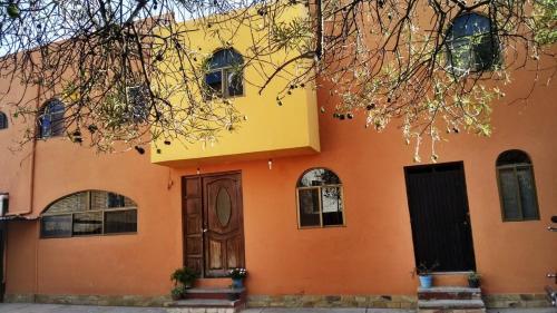 Homestay Casa De La Palma Marfil Guanajuato Mexico