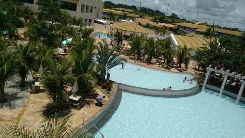 Vista de la piscina de GE Flats Para Temporada o alrededores