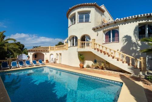 Villa Hermosa (Spanje Jávea) - Booking.com
