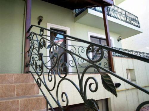 Un balcon sau o terasă la Villa Edera Residence - Gazda Profesionista