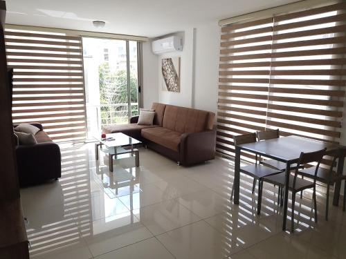 A seating area at New Fabulous Flat In The Heart Of Kyrenia(Girne)