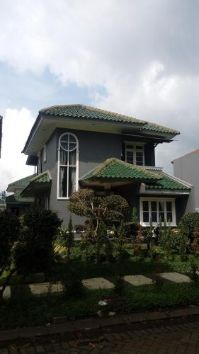 Villa Ibrahim Puncak Resort Gn Kintami Ab 01 Cipanas