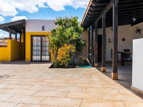 The facade or entrance of Casa Manitaga - Amazing Pool Villa in Fuerteventura